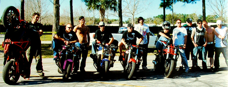 group-stunt-shot-daytona-beach