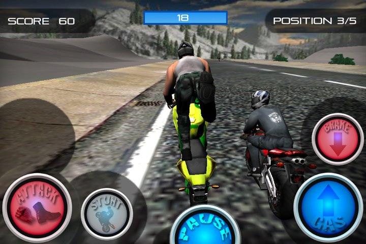 Motorcycle: motorcycle games