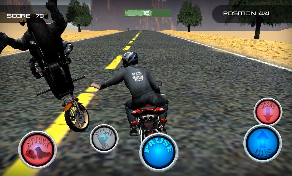 motorbike game