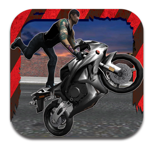motorcycle games, best iPhone Android racing video game